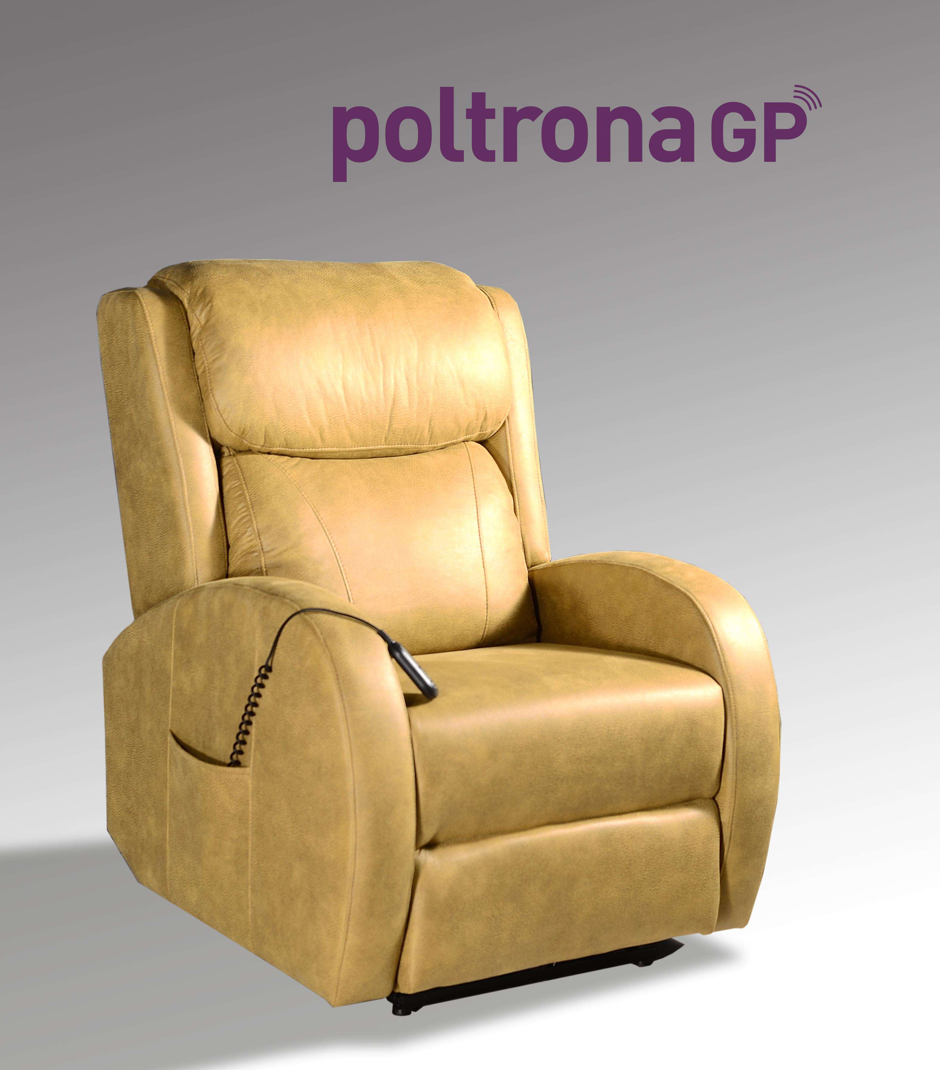 sillón con motor | poltronaGP