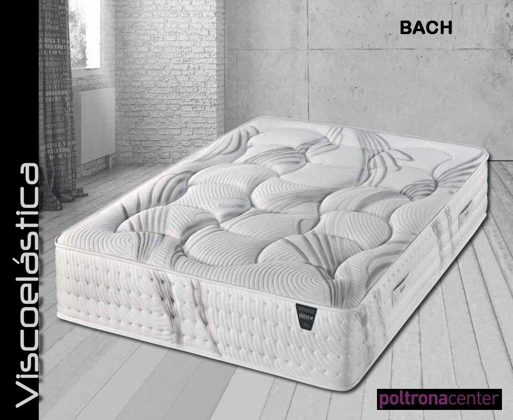 Colchón viscoelástico Bach