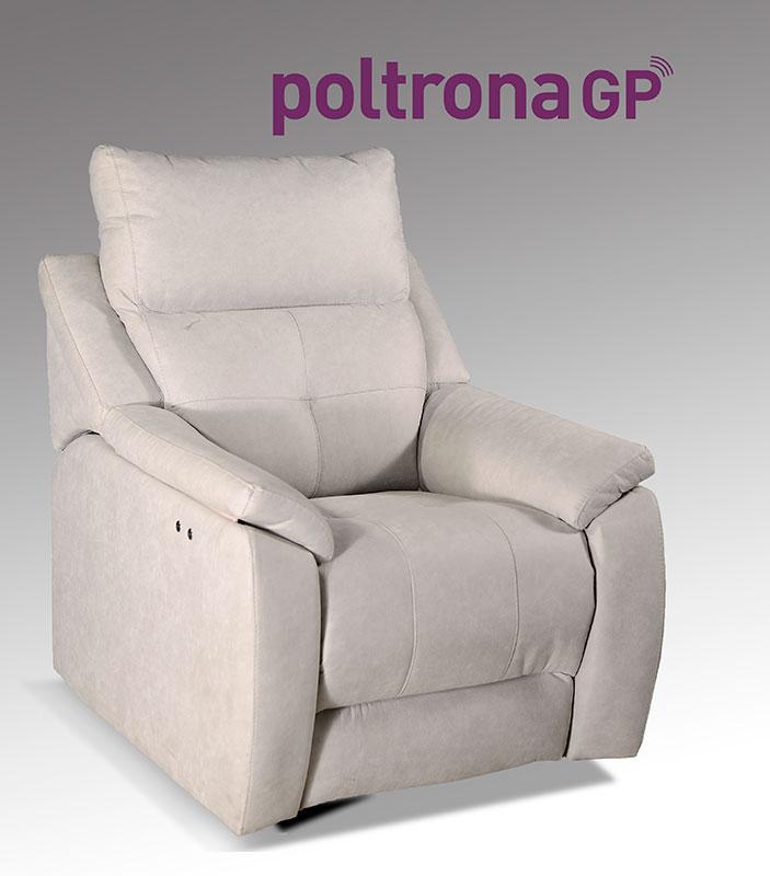 Sillón con motor Poltrona GP