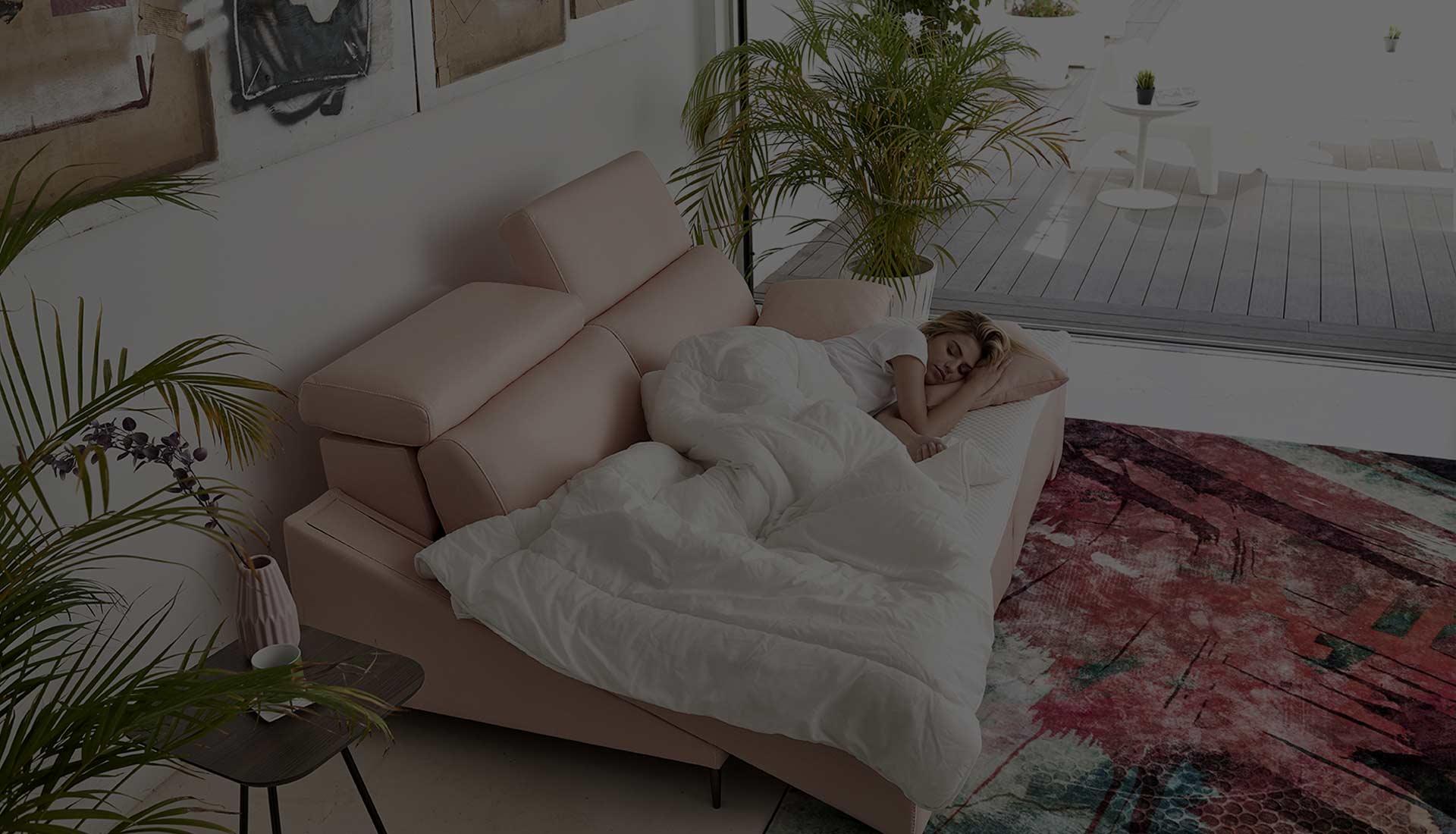 Sofás cama en Madrid - Rebajas